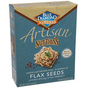 Product Image for Artisan Nut Thins Flax Seeds Gluten Free ...