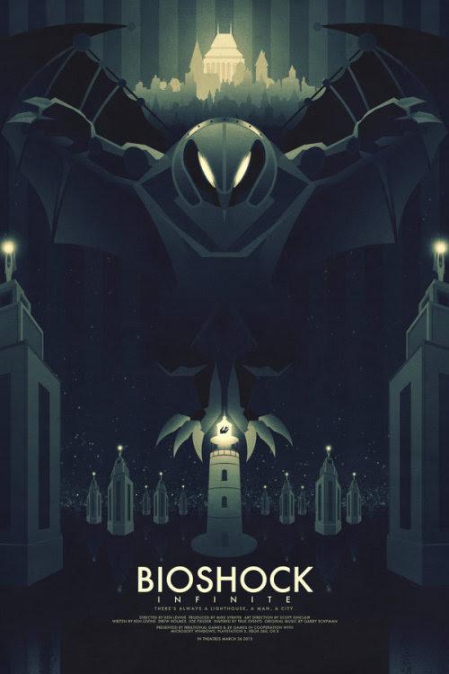 Bioshock Infinite byRon Guyatt