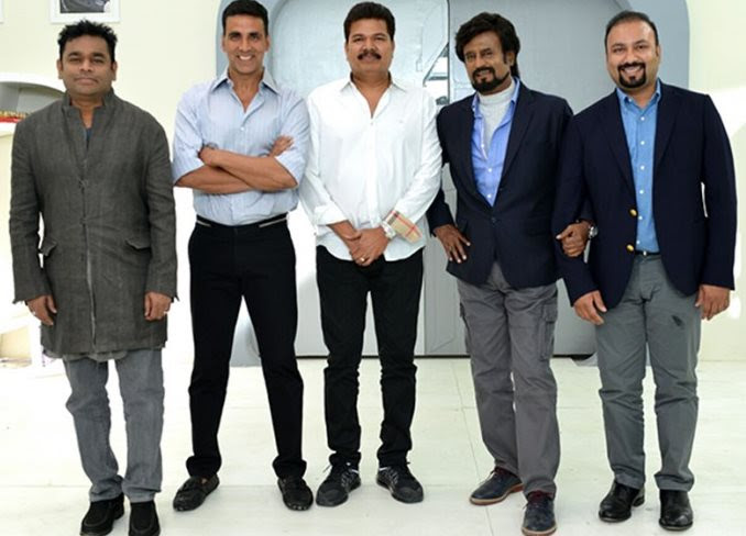 Superstar's 'Enthiran 2.0'