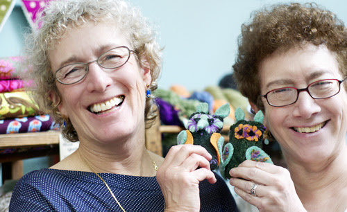 Craft Activism owls