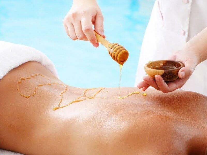 Лечение остеохондроза медом