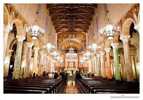 St. Andrews Catholic Church Wedding & Langham Reception