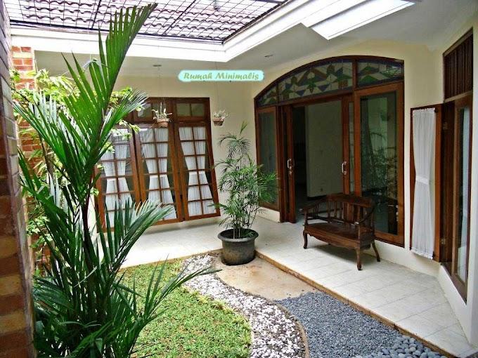 Rumah Minimalis Bali Batu Alam | Ide Rumah Minimalis