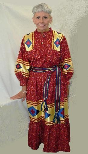 Cherokee Indian Tear Dress and Fashion Week Collections