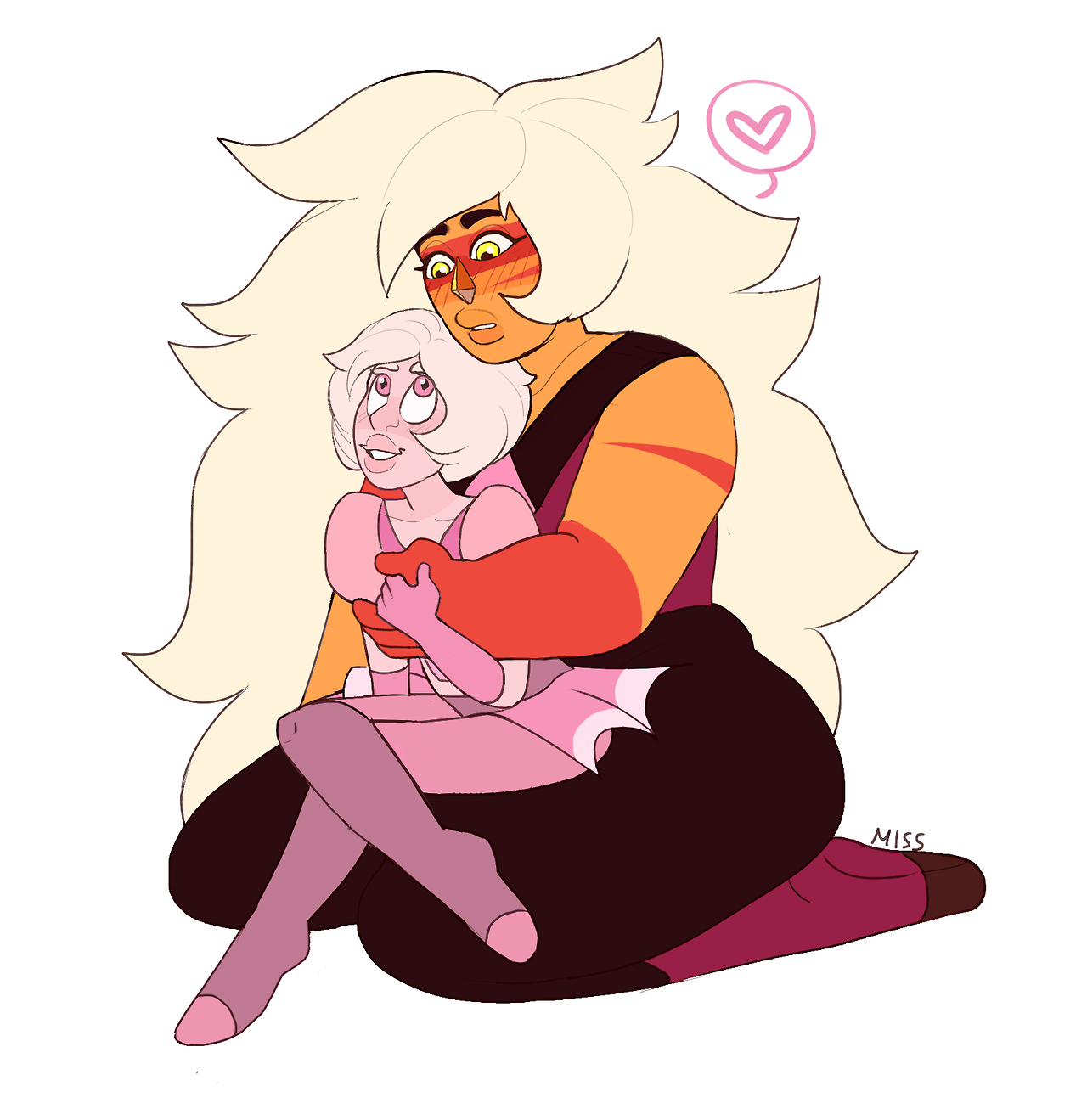 pink diamond and her perfect soldier