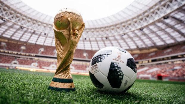 Resultado de imagem para Russia e Arábia Saudita fazem abertura da Copa do Mundo