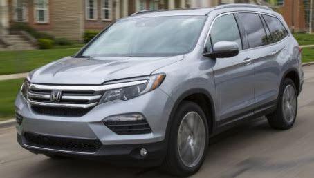 honda pilot review car specs release date car specs