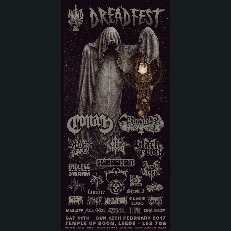 Ritual Dreadfest 2017 Poster