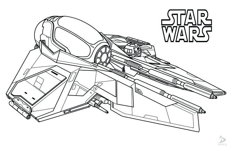 Star Wars Ships Drawing at GetDrawings | Free download
