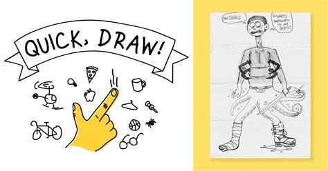 fun drawing games thatll flex  creative imagination