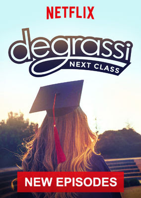 Degrassi: Next Class - Season 4