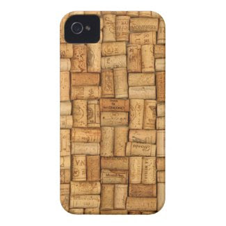 Wine Cork Case-Mate Case Case-mate Iphone 4 Cases