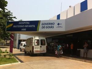 Tiago prestava serviço como vigilante no Hospital Materno Infantil (Foto: Fernanda Borges/G1)