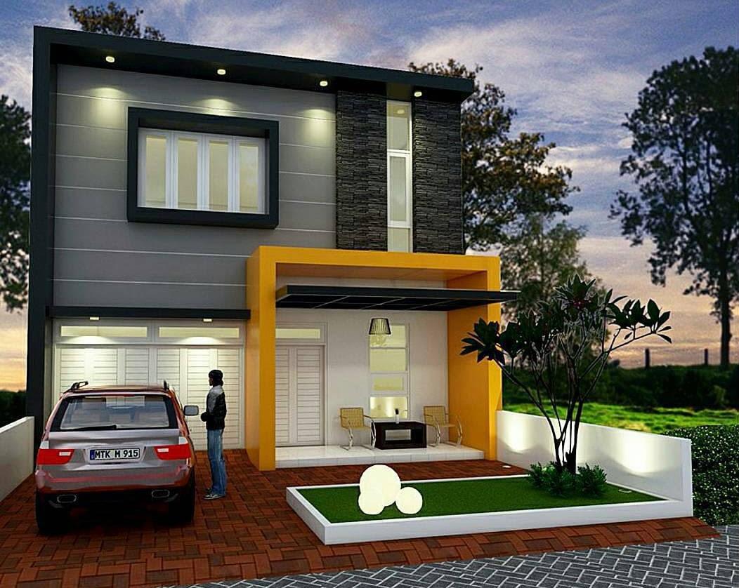14 Desain Rumah Sederhana Beserta Tips Contoh Tahapan Dasar