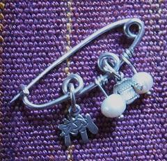 Sarah's pin
