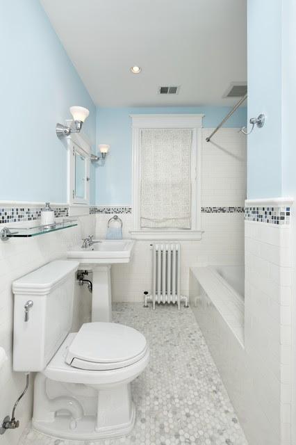 Traditional Subway Tile Bathroom - Traditional - Bathroom ...