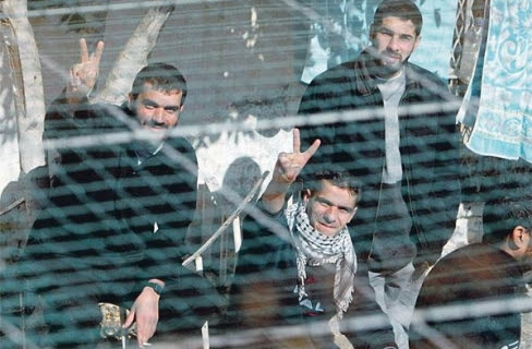 tahanan palestina