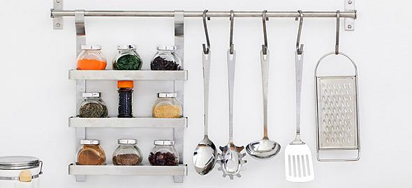Πώς να κάνετε την κουζίνα σας πιο οργανωμένη και πρακτική