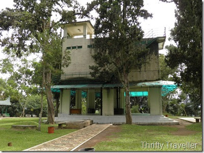 Observation tower at Fort de Kock, Bukittinggi