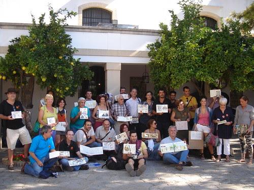 El Puerto de Santa María, 33th sketchcrawl team