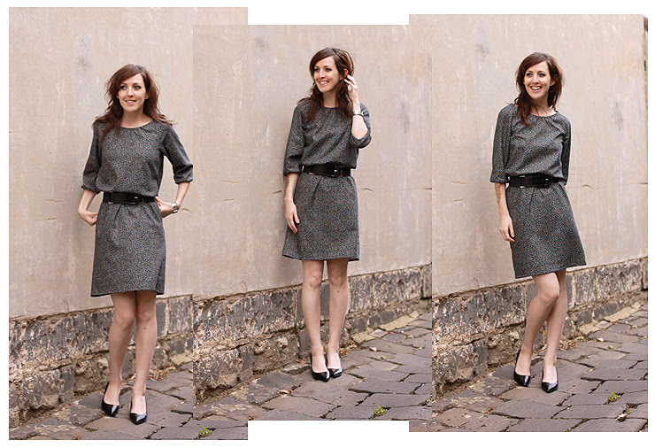 Simplicity Dress 2406 #1