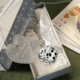 Wedding Favors Crystal Dice Keychain Distributor #1009350822