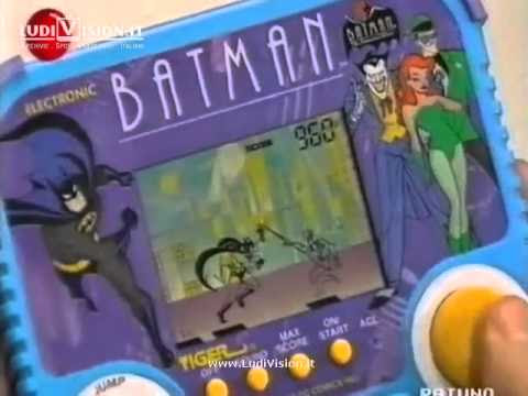 Tiger Cartoon - Console LCD #2 (1993)