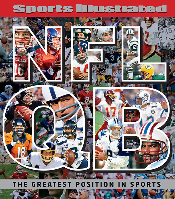 New Sports Illustrated Book, NFL QB: The Greatest Position In Sports, Honors Tom Brady  Extra