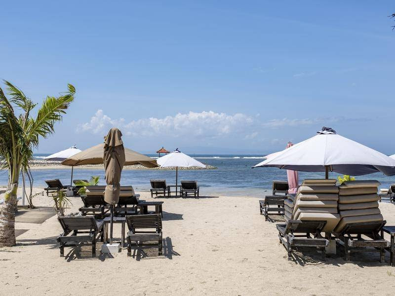 No flights as Bali reopens to tourists