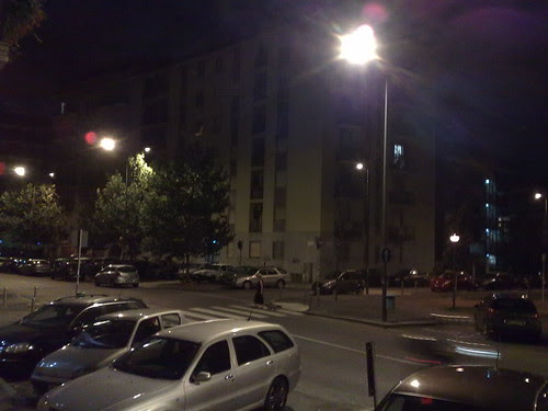 Dal parco di notte by durishti