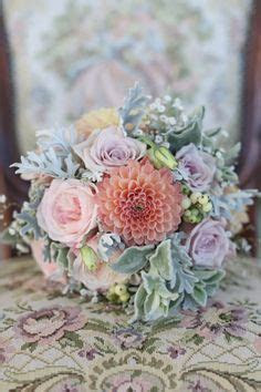 An idea of some pastel coloured flowers that are all