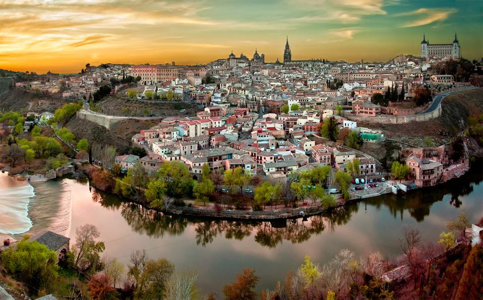 Islam dan Keindahan Kota Toledo