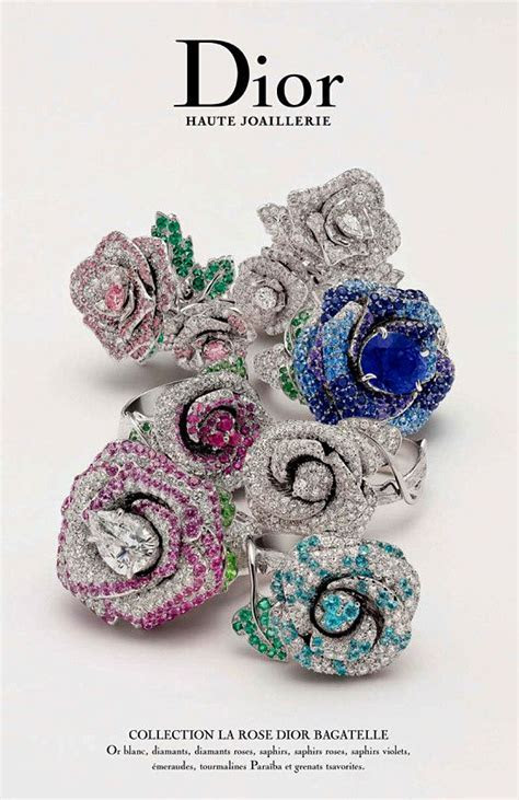 17 Best images about Dior Fine Jewellery on Pinterest