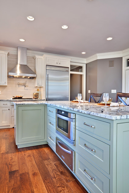 Kitchen Designs With Island