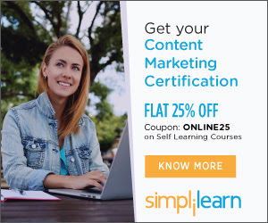 Advanced Content Marketing Certification Training