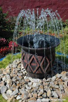 Courtyard Gardens on Pinterest