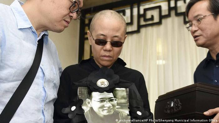 Liu Xia (picture-alliance/AP Photo/Shenyang Municipal Information Office)