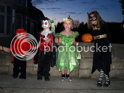 Youngest 4 Fyfes1 Halloween 2010