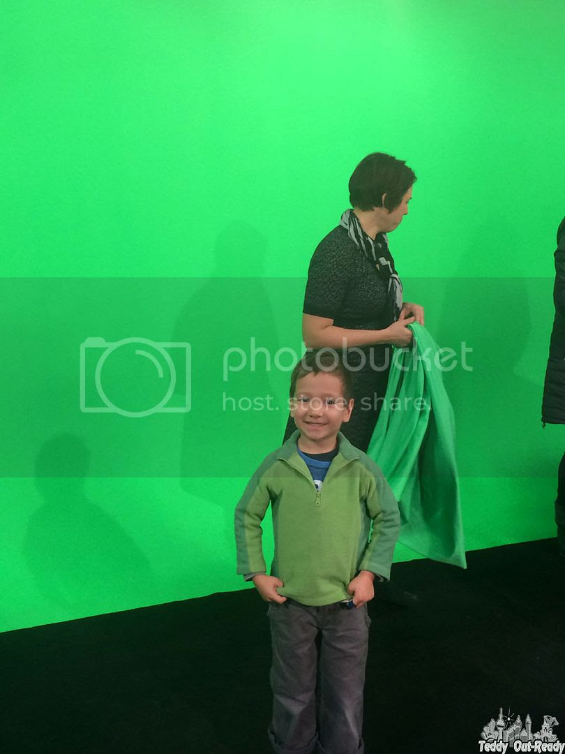 Green Screen TVO
