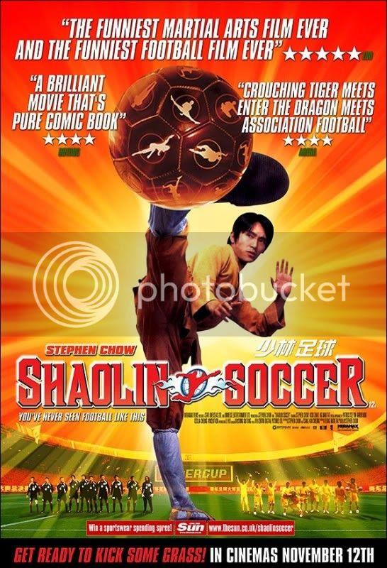 Shaolin Soccer,Stephen Chow