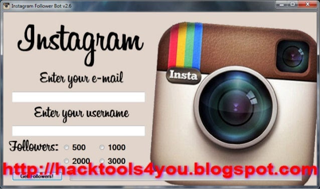 Instagram Auto Follow Bot Online Free - Instagram Follower Free