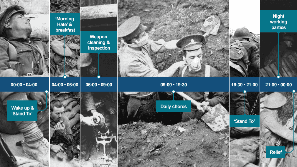 BBC iWonder - How did so many soldiers survive the trenches?