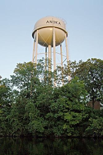 Anoka Water Tower
