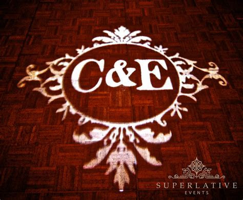 Wedding Monogram Light Rentals   Free Shipping Nationwide