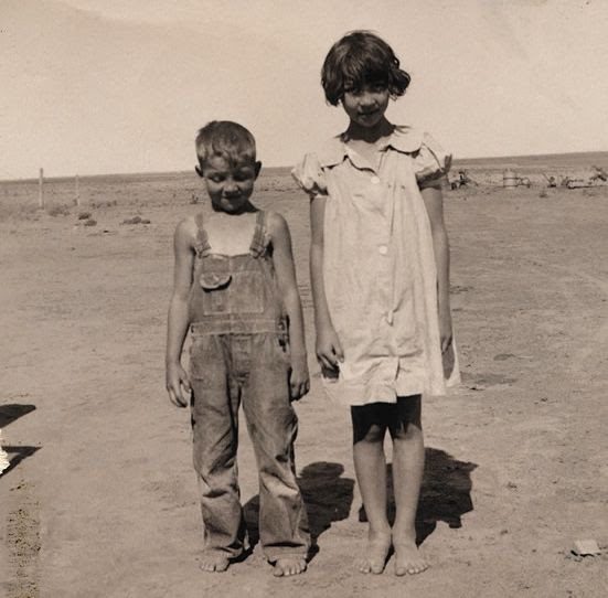 Flour sack clothes fashionable in Great Depression ...