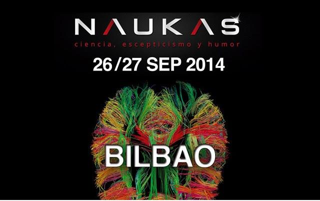 Nos vemos en Naukas Bilbao 2014