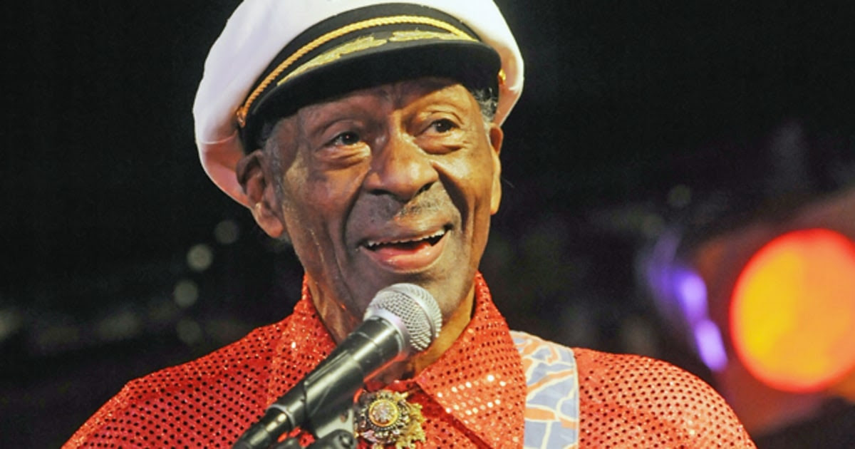 IMG CHUCK BERRY, Rock and Roll Legend