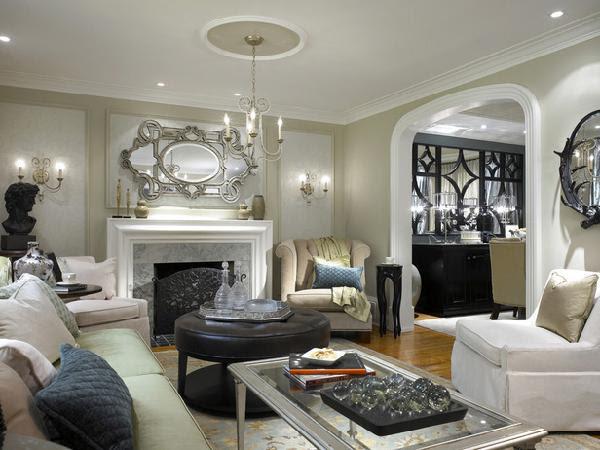 Fantastis Ruang Tamu Mewah Modern
