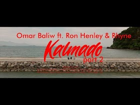 Kalmado Part 2 by Omar Baliw feat. Ron Henley, Rhyne [Official Music Video]