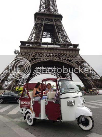 Bajaj Ternyata Diekspor ke Perancis